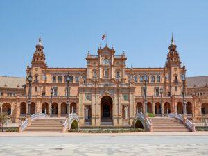 Андалусия и Мадрид