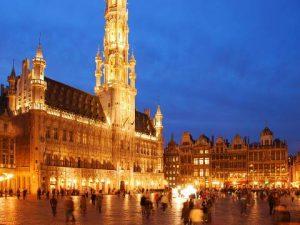 Франция и Белгия
