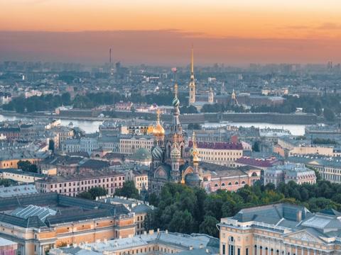 Скандинавия и Санкт Петербург