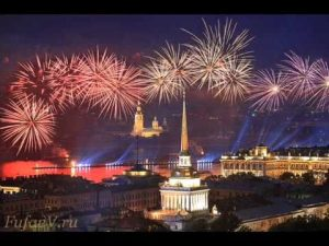 Белите нощи в Русия