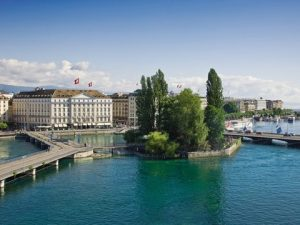 Екскурзия до Женева